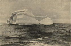 Isbjerg i Atlanterhavet, New Foundlandsbankerne