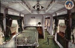 His Majesty's Sleeping Compartment