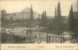 Constitution Square - Syntagma