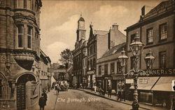 Street View, The Borough