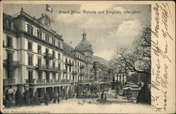 Grand Hotel Victoria and Jungfrau