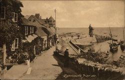 Lynmouth Pier, Etc.