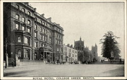 Royal Hotel, College Green