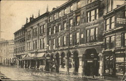 Prince's Hotel, Park Row