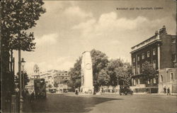 Whitehall and the Cenotaph