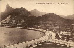 Botafogo e Corcovado