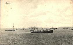 Ships off the Coast of Bahia