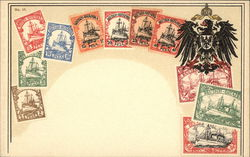 German East Africa Stamps