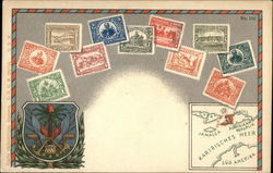 Haitian Stamps
