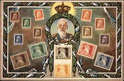 Ottmar Zieher Bayern Stamps