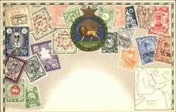 Iran - Persian Stamps