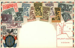 Stamps of Dahomey
