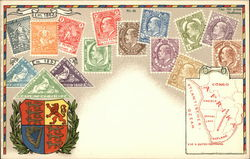 South African Stamps - Cape of Good Hope