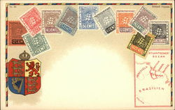 Stamps of Guyana