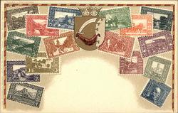 Bosnian Stamps