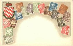 Monaco Stamps