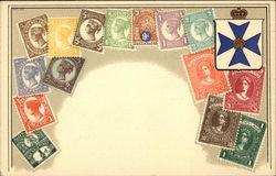 Australian Stamps - Queensland