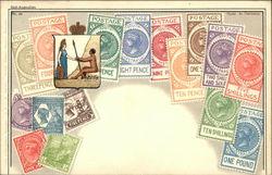 Australia Stamps - South Australia