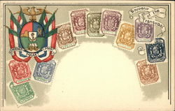 South African Stamps - South African Republic or Transvaal
