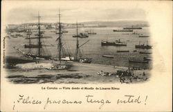 Vista Desde el Muelle de Linares Rivas