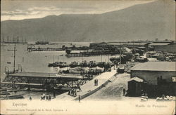 Muelle de Pasajeros