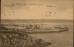 The Piers & Bay, Isle of Man