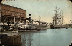 View of The Docks