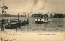 Uhlenhorst Ferry House and Boat