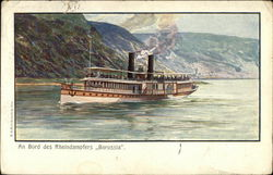 "Rhine Steamer ""Borussia"""