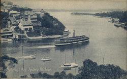 Mosman's Bay - Sydney Harbour