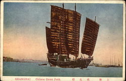 Ocean Junk Ship