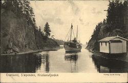 Gronsund, S'aependen, Kristianiafjorden