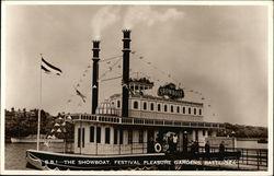 The Showboat, Festival Pleasure Gardens