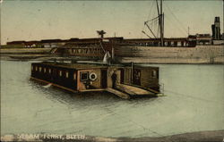 Steam Ferry