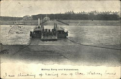 Walney Ferry and Vickerstown