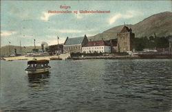 Haakon's Hall and Walkendorf Tower