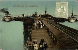 Railway Pier