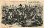 Drawing of Waterloo Scene