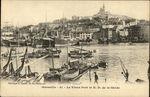 Le Vieux Port et Notre Dame de la Garde