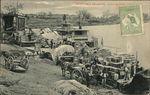 Cargo Steamer Unloading, River Murray, South Australia